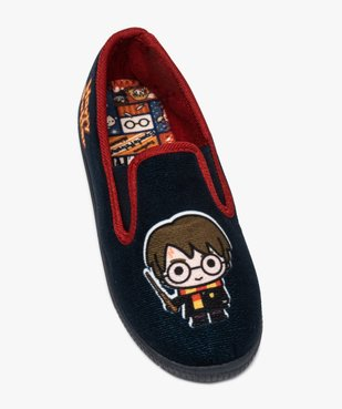 Chaussons enfant pantoufles en velours – Harry Potter vue5 - HARRY POTTER - Nikesneakers