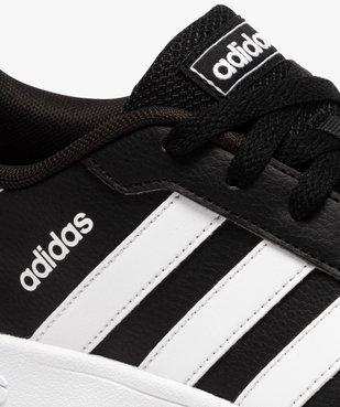 Tennis garçon bicolores à lacets – Adidas Breaknet vue6 - ADIDAS - Nikesneakers