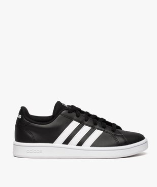 Baskets femme à lacets - Adidas Grand Court Base vue1 - ADIDAS - Nikesneakers