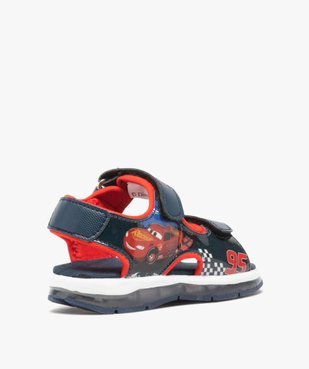 Sandales garçon à semelle lumineuse - Cars vue4 - CARS - Nikesneakers