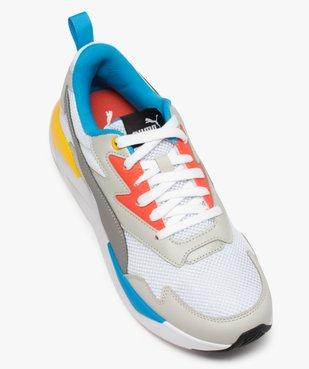 Baskets homme multicolores à lacets – Puma X-Ray Lite vue5 - PUMA - GEMO