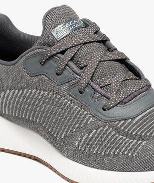 Tennis femme à lacets extra légères en mesh – Skechers Bobs vue6 - SKECHERS - Nikesneakers