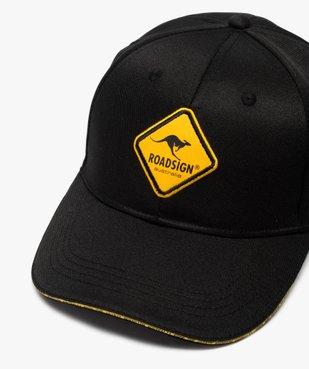 Casquette homme avec logo brodé – Roadsign vue2 - ROADSIGN - GEMO