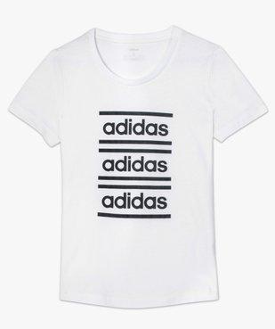 Tee-shirt femme à manches courtes pour le sport - Adidas vue4 - ADIDAS - GEMO
