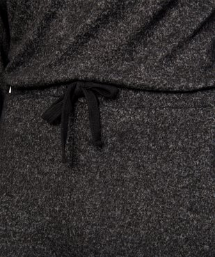 Pyjama homme en maille douillette vue2 - GEMO(HOMWR HOM) - GEMO