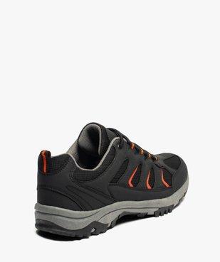 Baskets homme tout terrain à semelle crantée vue4 - Nikesneakers (CASUAL) - Nikesneakers