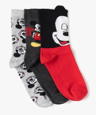 Chaussettes garçon à motif Mickey - Disney vue1 - DISNEY DTR - GEMO