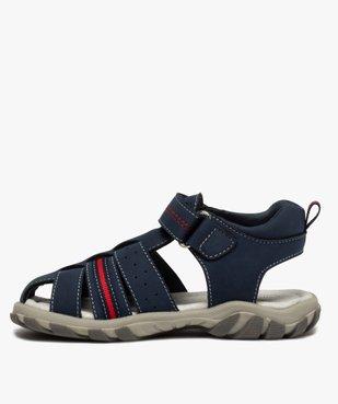Sandales garçon tout terrain à scratch et bout fermé vue3 - Nikesneakers (ENFANT) - Nikesneakers