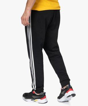 Pantalon de jogging homme intérieur molletonné - Adidas vue3 - ADIDAS - GEMO