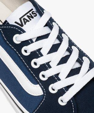 Tennis homme skateshoes en toile bicolore – Vans Filmore vue6 - VANS - GEMO