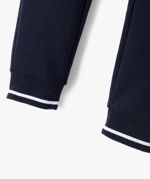 Pantalon de jogging garçon – Lulu Castagnette vue3 - LULUCASTAGNETTE - GEMO