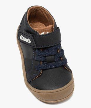 Chaussures premiers pas bébé garçon – Alma Planète vue5 - ALMA PLANETE - GEMO