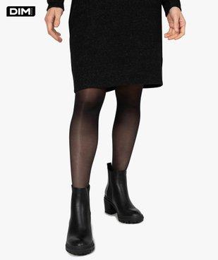Collants femme de contention transparents – Perfect Contention DIM vue1 - DIM - GEMO