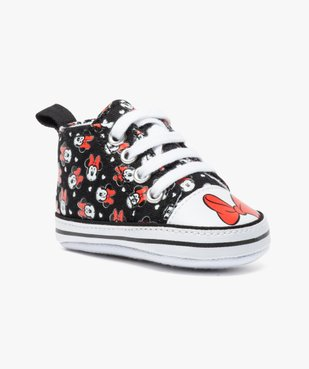 Chaussures de naissance montantes - Minnie Disney vue2 - MINNIE - GEMO