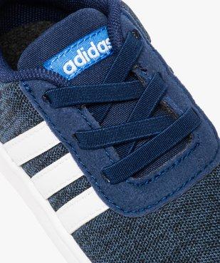 Basket bébé en toile avec double lacets - Adidas vue6 - ADIDAS - GEMO