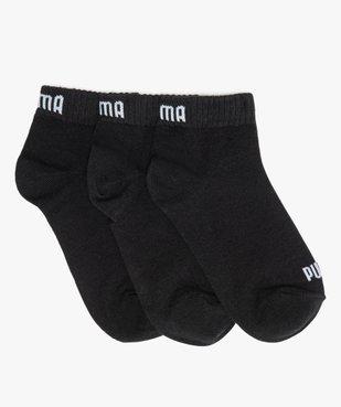 Chaussettes garçon pour le sport tige basse (lot de 3) - Puma vue1 - PUMA - GEMO