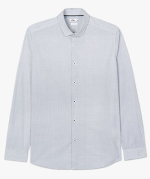 Chemise homme manches longues petits motifs vue4 - Nikesneakers (HOMME) - Nikesneakers