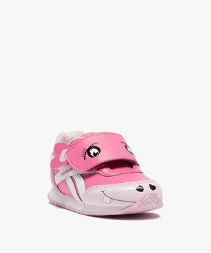 Baskets bébé avec motif animal – Reebok Royal Classic Jogger vue2 - REEBOK - GEMO