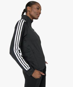 Sweat femme avec fermeture zippée - Adidas vue7 - ADIDAS - GEMO