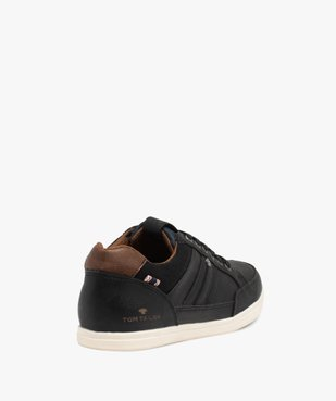 Tennis homme unies à lacets – Tom Tailor vue4 - TOM TAILOR - Nikesneakers