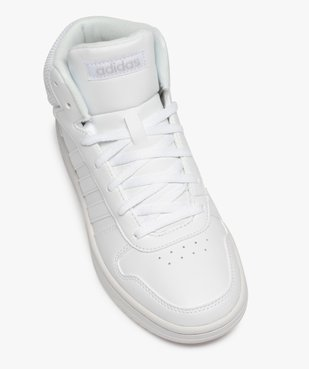 Baskets femme semi-montantes – Adidas Hoops Mid 2.0 vue5 - ADIDAS - Nikesneakers