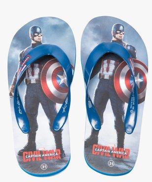 Tongs Captain America - Marvel vue1 - AVENGERS - GEMO