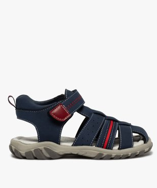 Sandales garçon tout terrain à scratch et bout fermé vue1 - Nikesneakers (ENFANT) - Nikesneakers