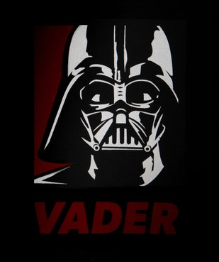 Tee-shirt homme avec motif Dark Vador – Star Wars vue5 - STAR WARS - GEMO