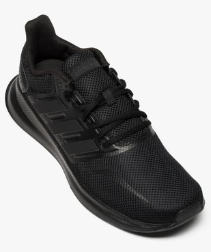 Baskets homme Run Falcon - Adidas vue5 - ADIDAS - Nikesneakers