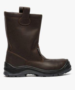 Chaussures professionnelles homme bottes de sécurité vue1 - GEMO (EQUIPT) - GEMO