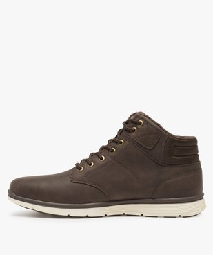 Baskets homme semi-montantes avec doublure douce vue3 - Nikesneakers (CASUAL) - Nikesneakers