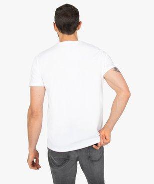 Tee-shirt homme à manches courtes imprimé - Joker vue3 - JOKER - GEMO