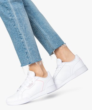 Tennis femme tige basse à lacets – Adidas Roguera vue1 - ADIDAS - Nikesneakers