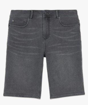 Bermuda homme en jean extensible vue4 - Nikesneakers (HOMME) - Nikesneakers