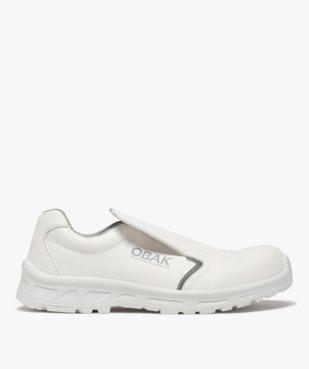 Chaussures de sécurité homme sabots – Obak Dallas vue1 - OBAK - Nikesneakers