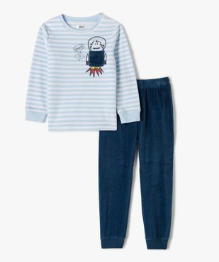 Pyjama garçon avec motif sur la poitrine vue1 - Nikesneakers (ENFANT) - Nikesneakers