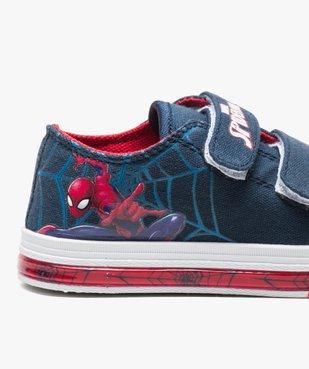 Baskets basses en toile - Spiderman vue6 - SPIDERMAN - GEMO