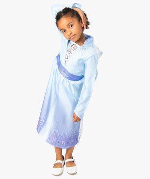 Déguisement fille Elsa La Reine des Neiges 2 - Disney vue1 - DISNEY - GEMO