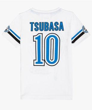 Tee-shirt garçon bicolore – Captain Tsubasa  vue3 - CAPTAIN TSUBASA - GEMO