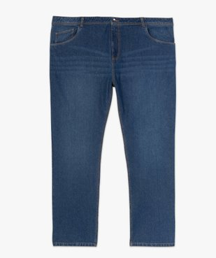Jean homme coupe Regular vue4 - GEMO (G TAILLE) - GEMO