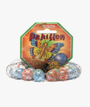 Sac de billes en verre granuleuses – Papillon Kim'Play vue1 - KIM PLAY - GEMO
