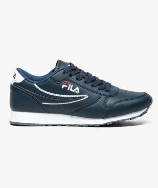 Baskets femme retro running classiques - Fila Orbit Low vue1 - FILA - Nikesneakers