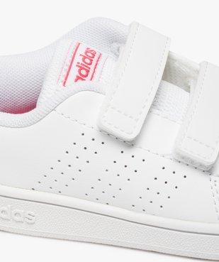 Baskets bébé fermeture scratch – Adidas vue6 - ADIDAS - GEMO