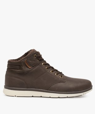 Baskets homme semi-montantes avec doublure douce vue1 - Nikesneakers (CASUAL) - Nikesneakers