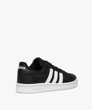 Baskets femme à lacets - Adidas Grand Court Base vue4 - ADIDAS - Nikesneakers