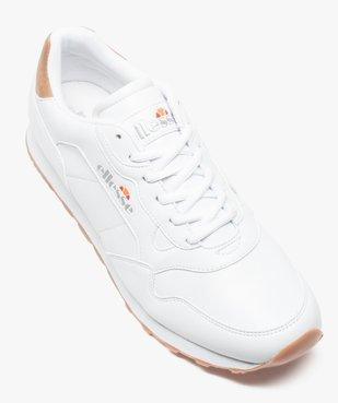 Baskets sneakers bicolore - Ellesse vue5 - ELLESSE - GEMO