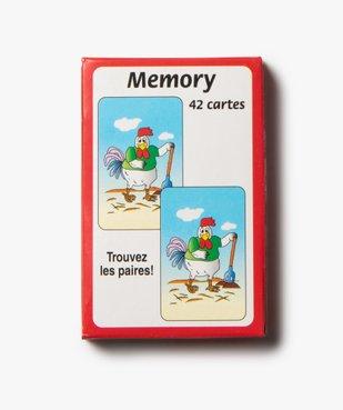 jeu de memory animaux vue1 - KIM PLAY - GEMO