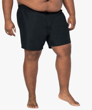 Short de bain homme uni vue1 - Nikesneakers (PLAGE) - Nikesneakers