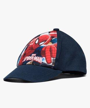 Casquette strapback - Marvel Spiderman vue1 - SPIDERMAN - GEMO