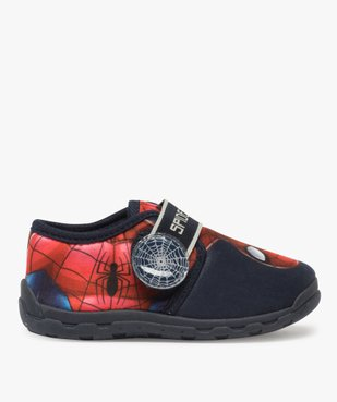 Chaussons garçon avec fermeture scratch – Spiderman vue1 - SPIDERMAN - GEMO